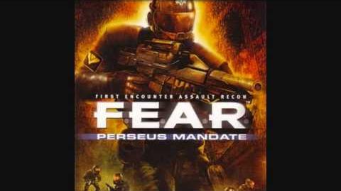 F.E.A.R. Perseus Mandate OST - Perseus Mandate