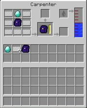 Woven Miner's Backpack Crafting