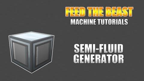 Semifluid Generator