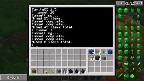 Mining Turtle Tutorial Feed The Beast