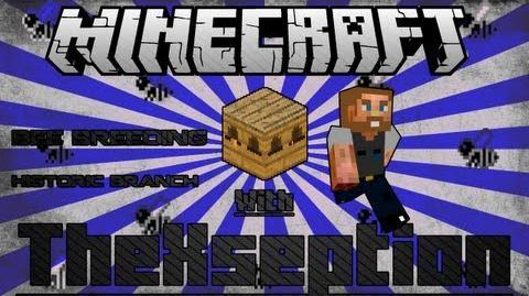 Minecraft FTB Bee Breeding Tutorial Ancient, Primeval, Prehistoric, Relic