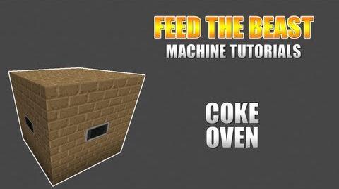 Feed The Beast Machine Tutorials Coke Oven