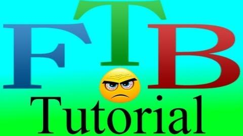 FTB Feed The Beast Tutorial Guide - Semifluid Generator, How To Make And Use, Plus Tips