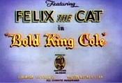 Bold king