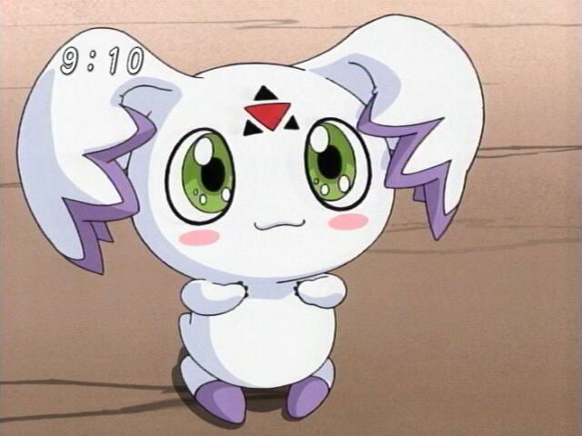 Digimon Calumon Calumon is The Only Digimon on