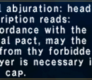 Neptunal Abjuration: Head
