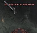 Gerwitz's Sword