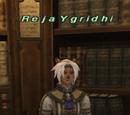 Reja Ygridhi