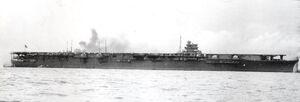 Japanese aircraft carrier shokaku 1941