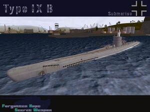 Type IX B