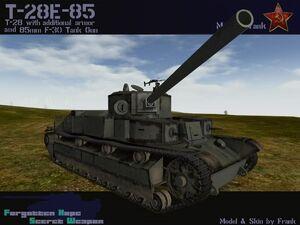 T-28E85