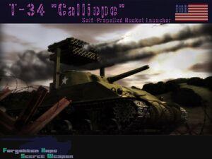T34 Calliope