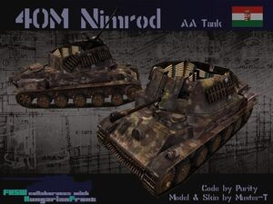 40M Nimrod