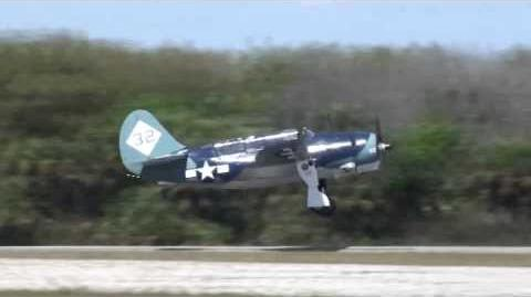 "Worlds ONLY flying SB2C Helldiver ""Big-Tailed Beast""!"