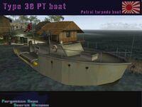 Type 38 PT boat
