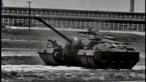 US T-28 T-95 super heavy Tank WW2-0