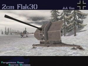2 cm Flak 30