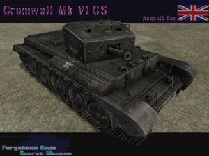 Cromwell Mk VI CS updated