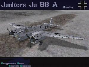 Junkers Ju-88 A