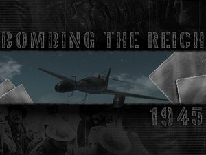 Bombing the Reich 1945
