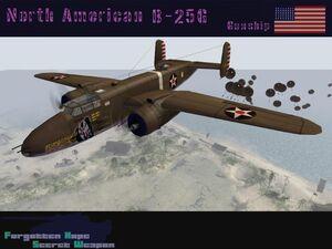 B-25G