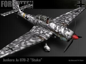 Ju87B-2