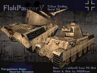 Flakpanzer Coelian