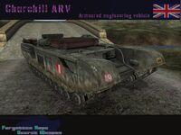 Churchill ARV