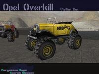 Opel Overkill