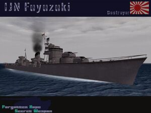 IJN Fuyuzuki