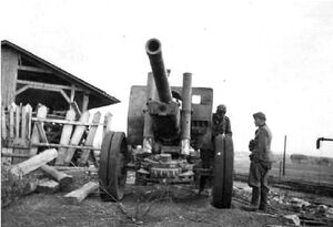 122 mm gun M193137 (A-19)
