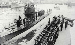 U-558 germany