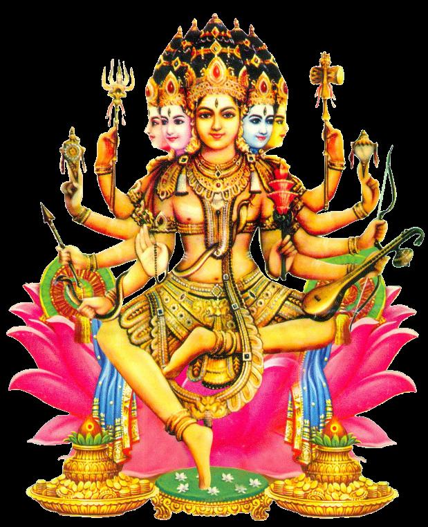 Hindu religion gods
