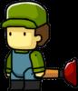 Scribblenauts plumber