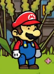 Scribblenauts Mario