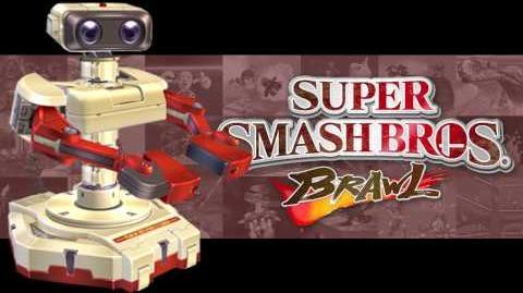 Douchuumen (Nazo no Murasamejo) - Super Smash Bros. Brawl