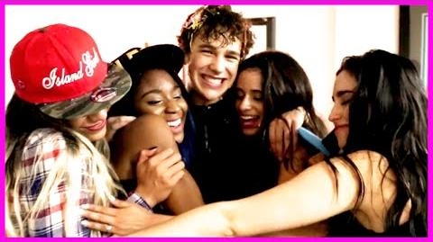 "5th Harmony, Austin Mahone & Shawn Mendes ""Ketchup in Your Face!"" - Fifth Harmony Takeover Ep"