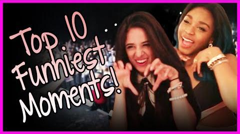 Fifth Harmony - Top Ten Funniest 5H Moments - Fifth Harmony Takeover Ep