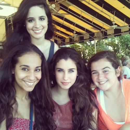 Fifth Harmony Lauren And Camila