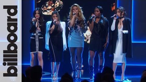 """Fifth Harmony Perform """"Worth It"""" and Cover Destiny's Child Live at Women in Music"""