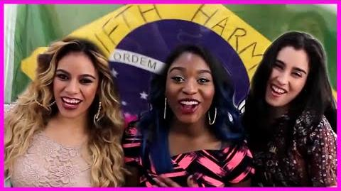 Fifth Harmony Goes to Brazil - Day 1 - Fifth Harmony Takeover Ep