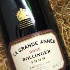 Bollinger Grande Année Rosé 1999