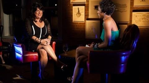 An Evening with E L James - Q&A Footage From NYC Soho House