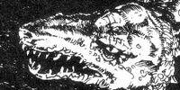 Ashen Crocodile