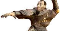 The Warlock of Firetop Mountain (figurine)