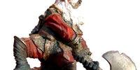 Gillibran Lord Of The Dwarfs (figurine)