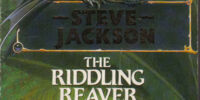 The Riddling Reaver (book)