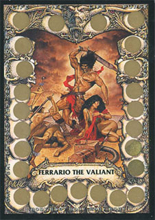 BCUS059Ferrario the Valiant