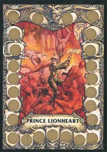 BCUS020Prince Lionheart