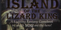 Island of the Lizard King (book)